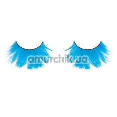 Ресницы Light Blue Feather Eyelashes (модель 638) - Фото №1