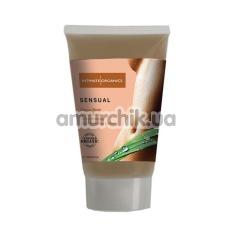 Лосьон для ног Intimate Organics Foot Foreplay Sensual - какао бобы и ягоды Годжи, 150 мл - Фото №1