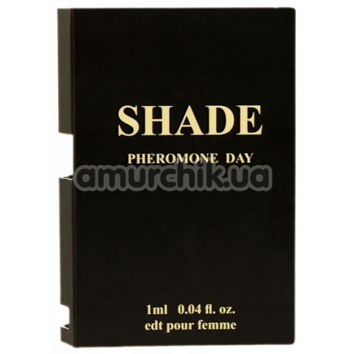 Духи с феромонами Shade Pheromone Day для женщин, 1 мл - Фото №1