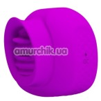 Клиторальный вибратор Pretty Love Estelle, фиолетовый - Фото №1
