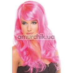 Парик Be Wicked Wigs Burlesque Wig, розовый - Фото №1