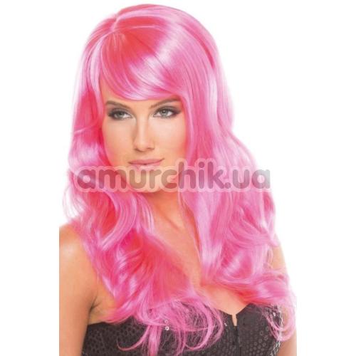 Парик Be Wicked Wigs Burlesque Wig, розовый