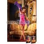Комбинация Pink Lace Tube Dress
