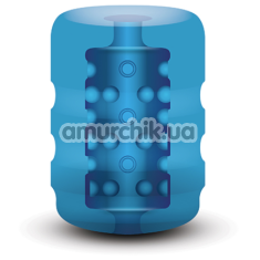 Мастурбатор Zolo - Backdoor Pocket Stroker Beaded Texture - Фото №1