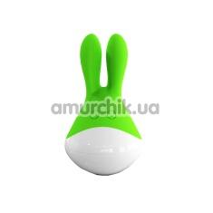 Купить Клиторальный вибратор Odeco Totoro Green, салатовый