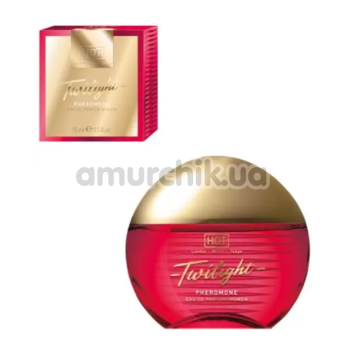 Духи с феромонами Hot Twilight Pheromone для женщин, 15 мл