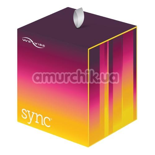 Вибратор We-Vibe Sync (ви вайб синк фиолетовый)
