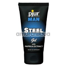 Гель для усиления эрекции Pjur Man Steel Gel для мужчин, 50 мл - Фото №1