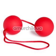 Купить Вагинальные шарики Velvet Red Balls красные