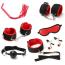 Набор Loveshop Bondage Gear Set, красный - Фото №1