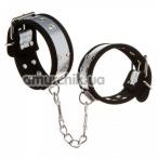 Поножи Loveshop Ankle Cuffs, серебристые - Фото №1