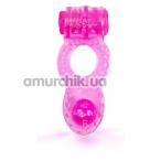 Виброкольцо Brazzers RC007, розовое - Фото №1