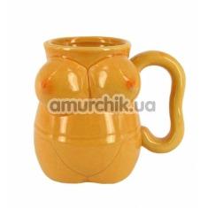 Чашка в виде женской фигуры Большая Девочка - Фото №1