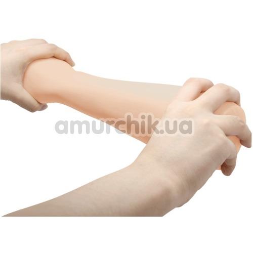 Кулак для фистинга Pretty Love Iron Fist, телесный