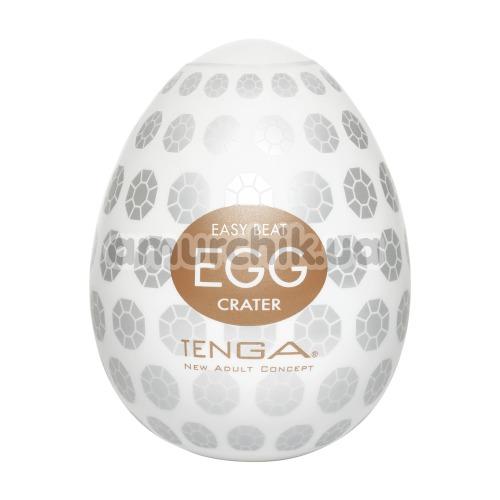 Мастурбатор Tenga Egg Crater Кратер - Фото №1