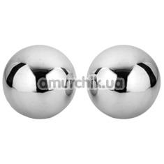 Купить Вагинальные шарики Lovetoy Passion Ball, серебряные