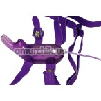 Клиторальный стимулятор Gentle Rabbit, фиолетовый - Фото №1