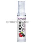Лубрикант с эффектом вибрации Amoreane Med Liquid Vibrator Berries - ягоды, 10 мл