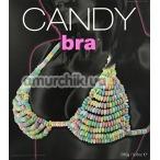 Бра женские из цветных конфеток Candy Bra - Фото №1