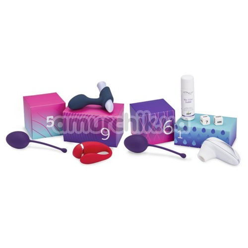 Набор We-Vibe Discover Gift Box