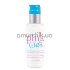 Лубрикант с возбуждающим эффектом Pink Water для женщин, 100 мл - Фото №1