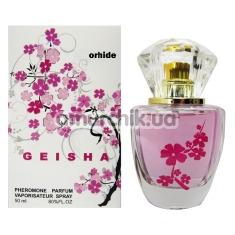 Туалетная вода с феромонами Geisha Orhide (Гейша Орхид) - реплика Carolina Herrera - Good Girl, 50 ml для женщин - Фото №1