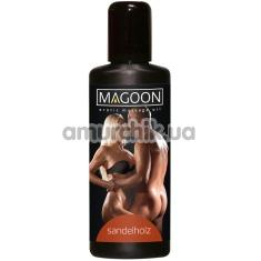 Массажное масло Sandelholz Massageol - сандал, 50 мл - Фото №1
