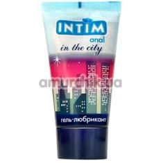 Анальный лубрикант Intim Anal In The City, 60 мл