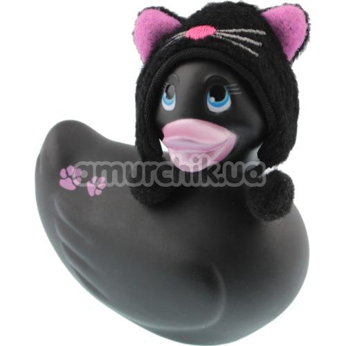 Клиторальный вибратор I Rub My Duckie Hoodie Black, черный