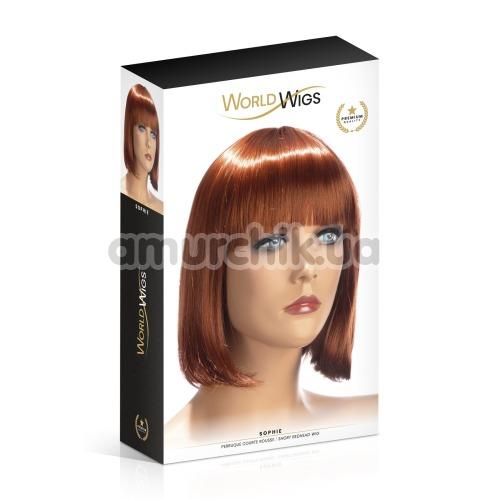 Парик World Wigs Sophie, рыжий