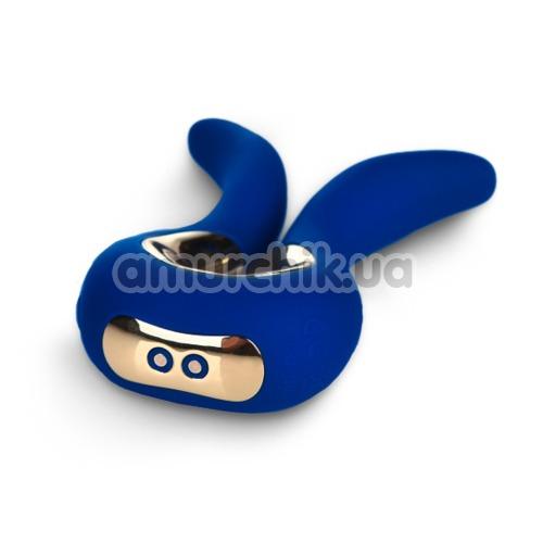 Универсальный вибромассажер Gvibe Mini, синий
