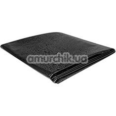 Простыня WetGAMES 180х220, черная - Фото №1