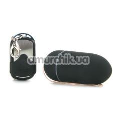Виброяйцо Black & Silky - Фото №1