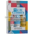 Набор лубрикантов JO TriMe Triple Pack Classics - Фото №1