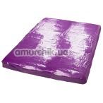 Лаковая простыня Orgy-Laken 200х230, фиолетовая - Фото №1