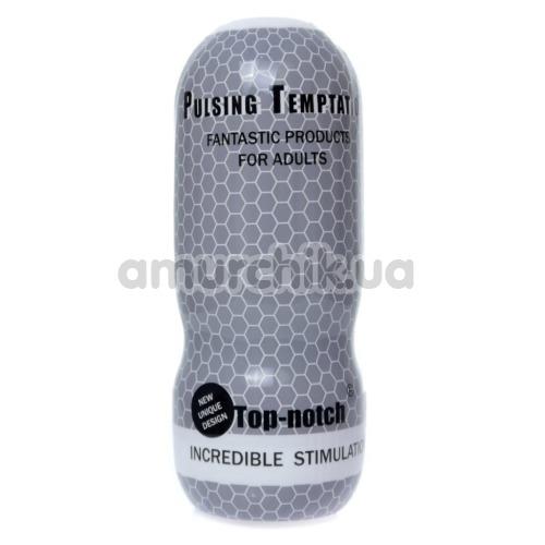 Мастурбатор Pulsing Temptation Masturbation Cup 03, телесный