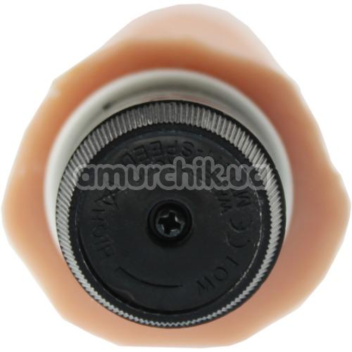 Вибратор A-Toys Multi-Speed Vibrator 863002, телесный
