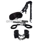 Бондажный набор Fetish Fantasy Series Bedroom Bondage Kit, черный - Фото №1