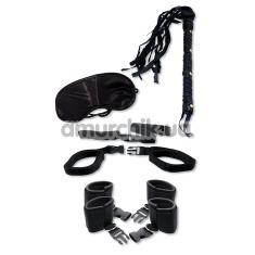 Бондажный набор Fetish Fantasy Series Bedroom Bondage Kit, черный