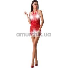 Платье Passion Free Your Senses BS063, красное - Фото №1