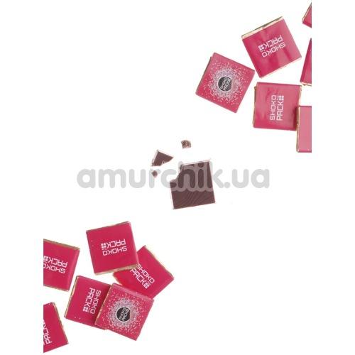 Набор шоколадок Shokopack Люблю тебя больше чем...