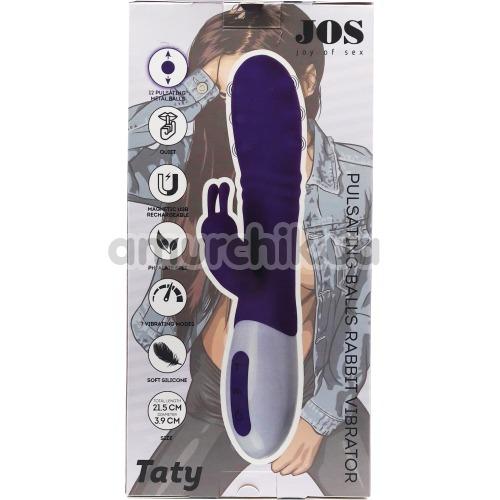 Вибратор Joy Of Sex Taty, фиолетовый