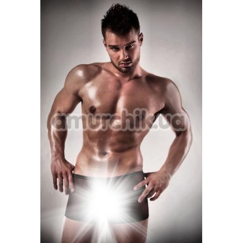 Мужские трусы-шорты Passion 025 Short, черные