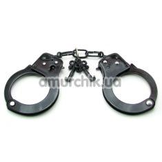 Наручники Designer Cuffs, черные