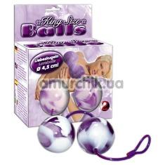 Вагинальные шарики King Size Balls