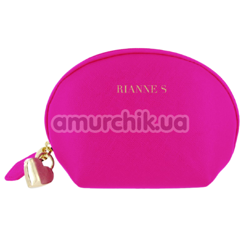 Виброяйцо Rianne S Pulsy Playball, розовое