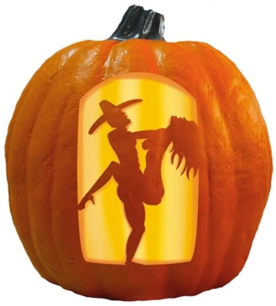 Хэллоуин раскроет темную сторону сексуальных желаний...