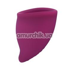 Менструальная чаша Fun Factory Fun Cup Menstrual Cup B, бордовая - Фото №1