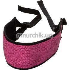Повязка Tickle Me Pink BJ Strap, розовая - Фото №1