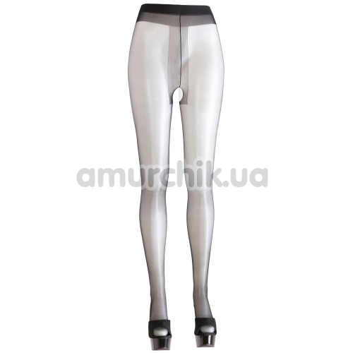 Колготки Cottelli Collection Strumpfhose Ouvert Tights, чёрные